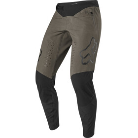 Fox Defend Kevlar Race Pants Men navy/orange